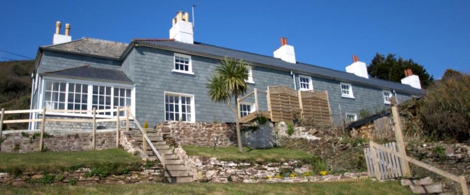 Bovisand Coastguard Cottages