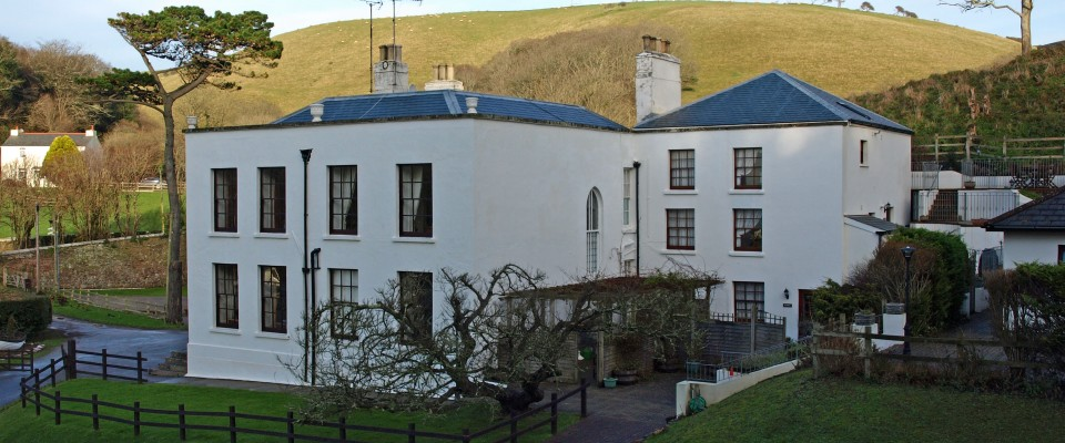 Boveysand Lodge, Wembury