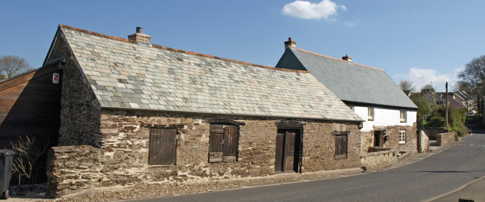 The Old Smithy and Cottage, Knighton
