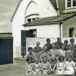 Wembury School in the 1950s